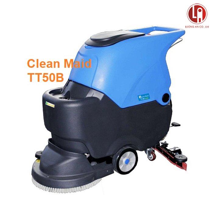 Máy chà sàn liên hợp Clean Maid TT50B