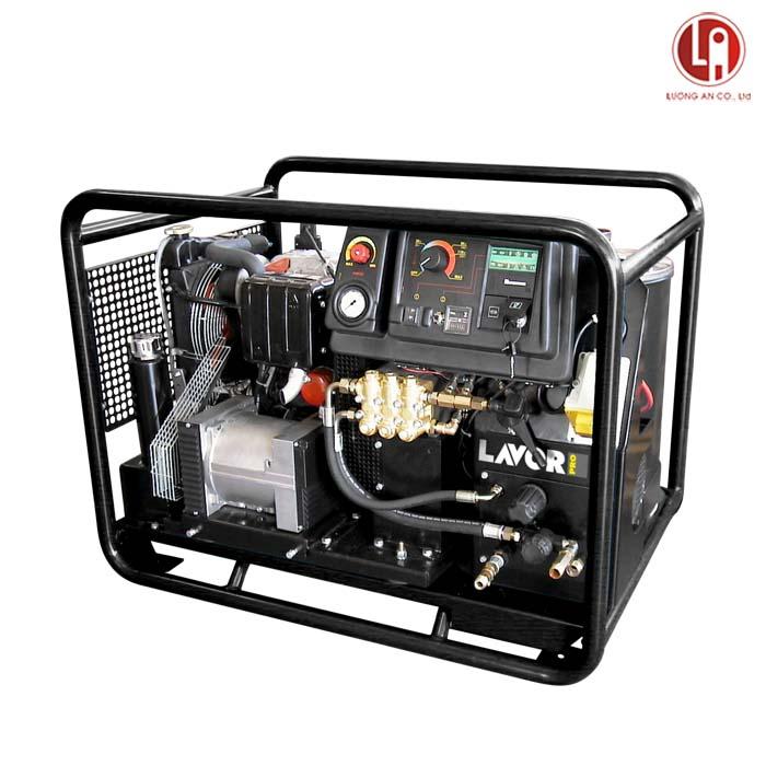 Máy phun áp lực cao Lavor Thermic 17