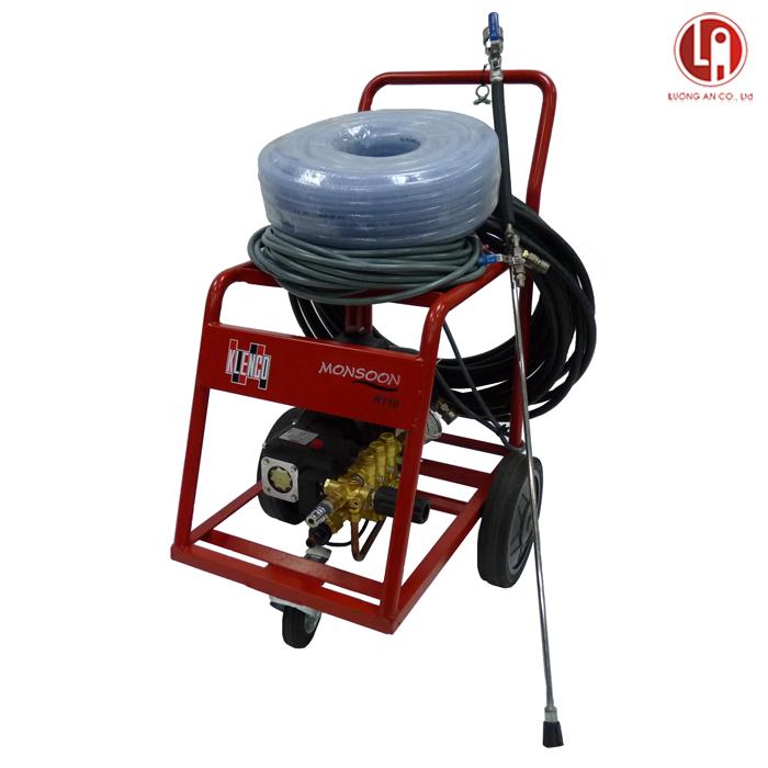 Máy rửa xe cao áp Monsoon K110 & K110/TG